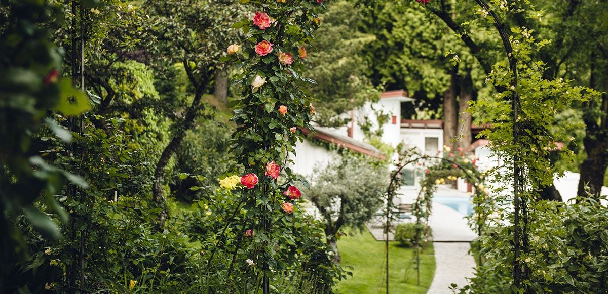 Castel Fragsburg Garden